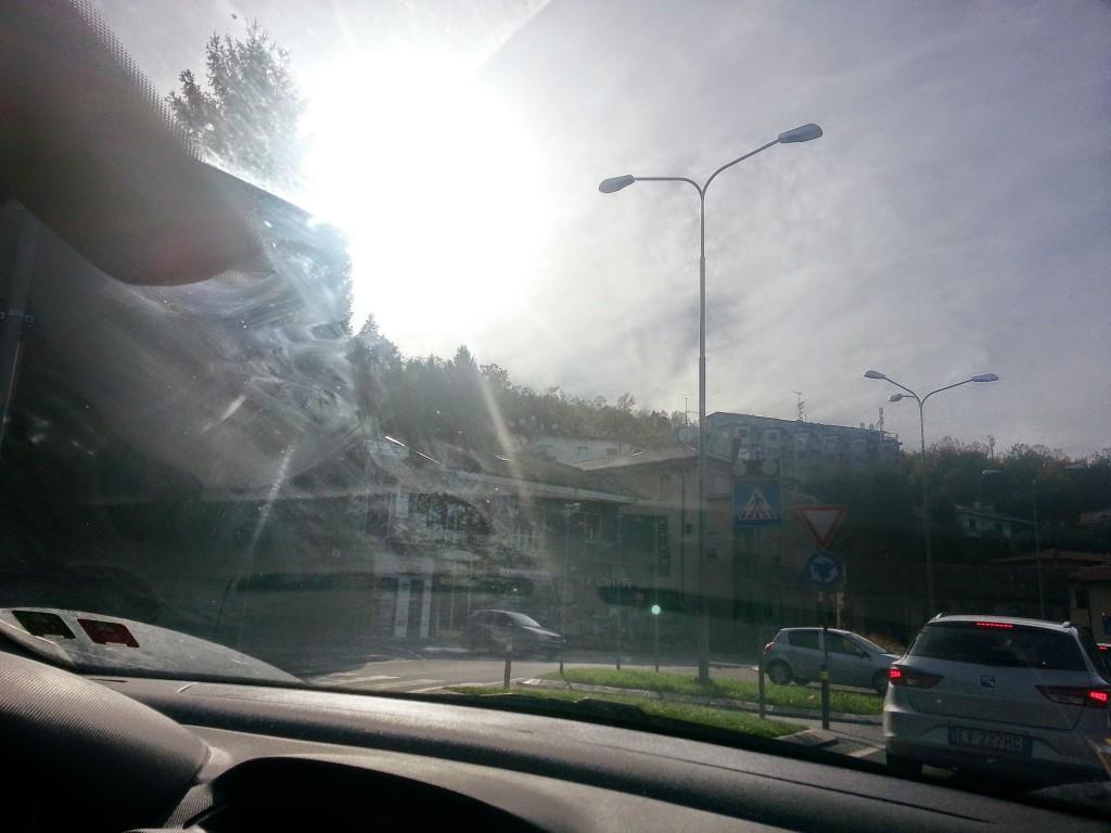 Pulisci vetri Rhutten: un prodotto terribile