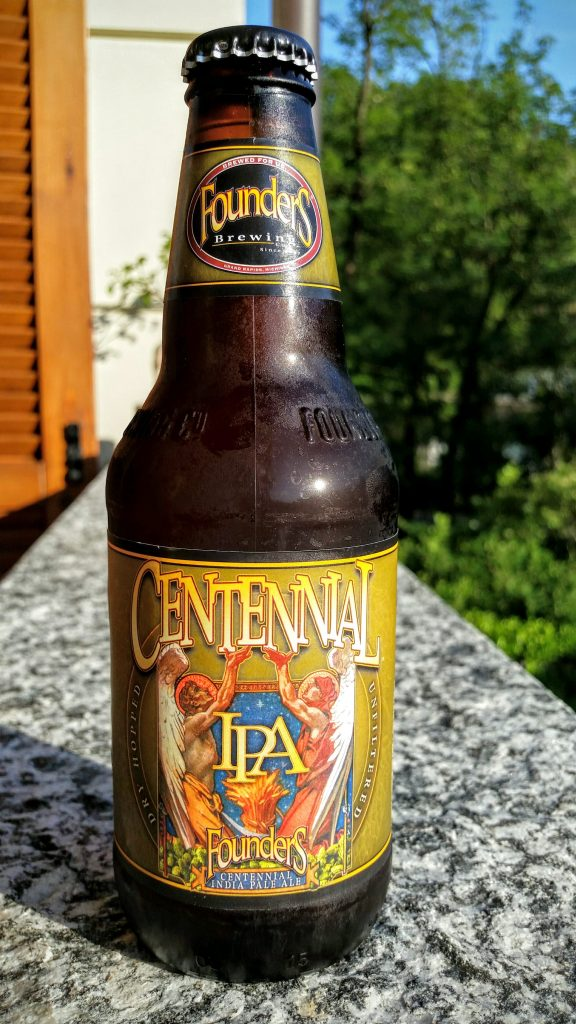 Founders Brewing Co Centennial IPA American IPA