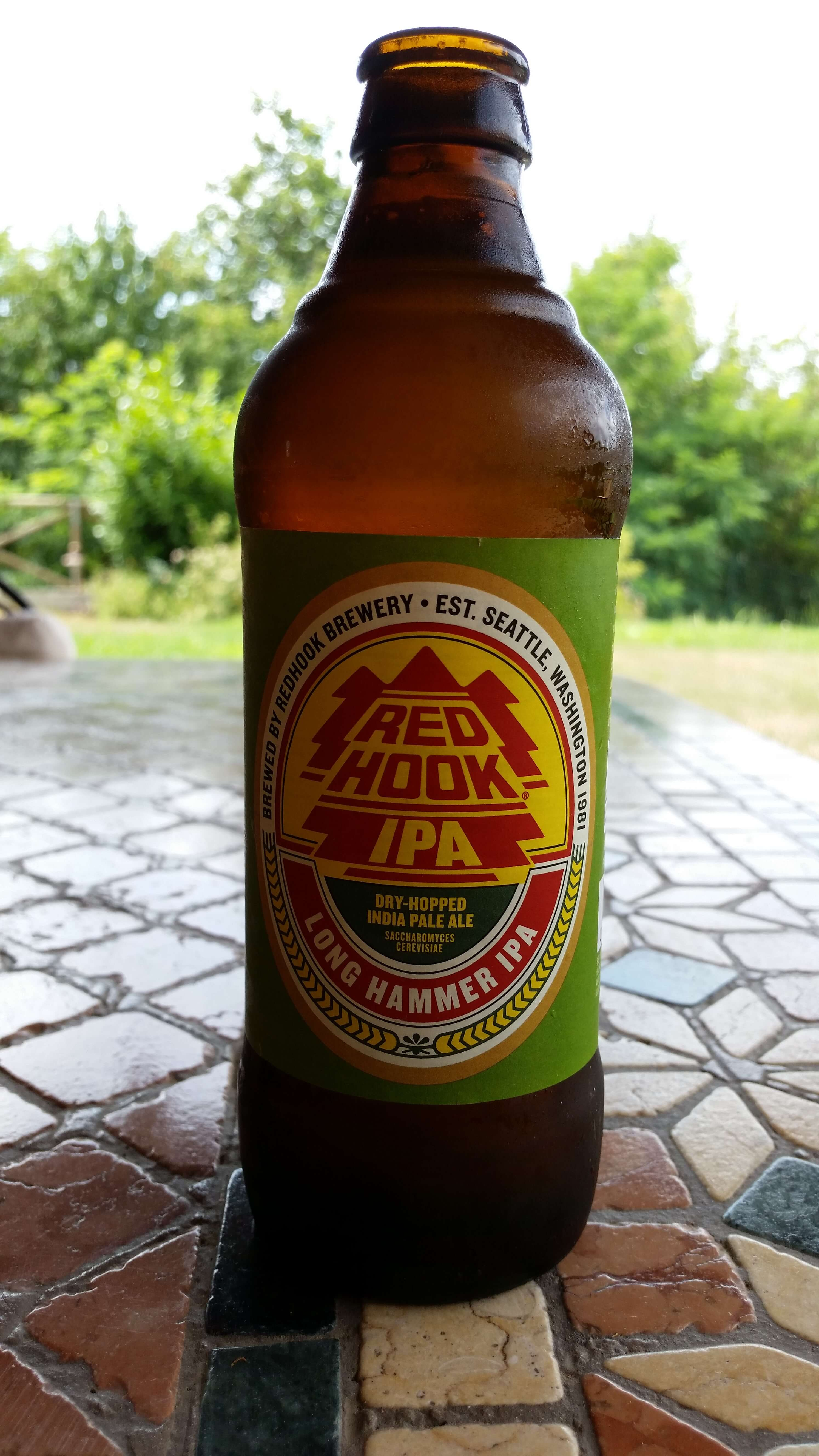 Redhook Brewery Redhook Long Hammer IPA