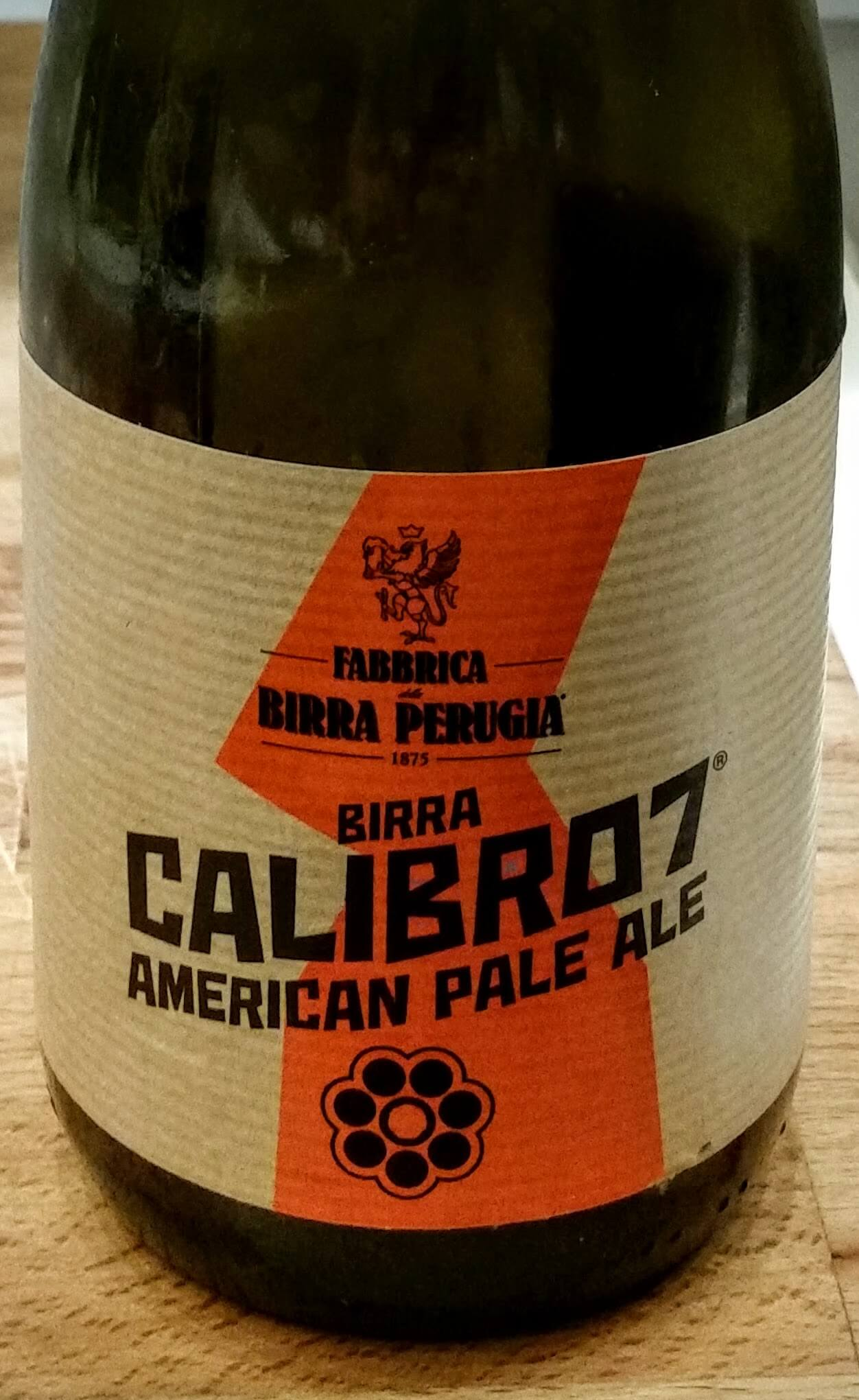 Birra Perugia Calibro 7