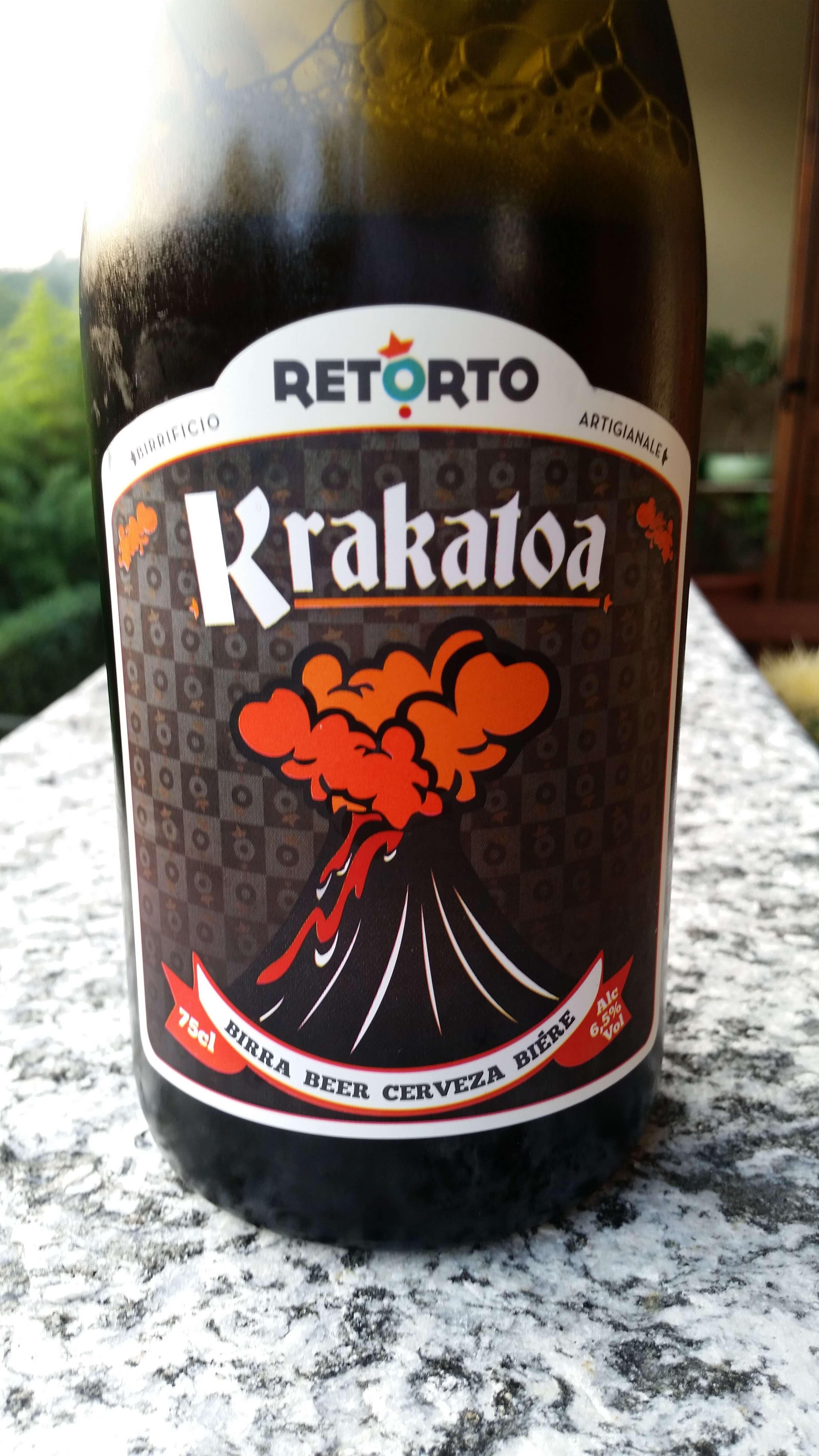 Retorto Krakatoa IPA