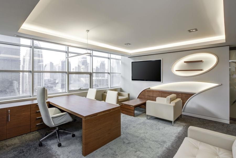 Ufficio Arredamento Design : Interior design in ufficio con le pareti mobili