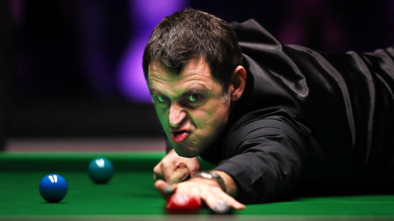 Ronnie O'Sullivan campione Snooker