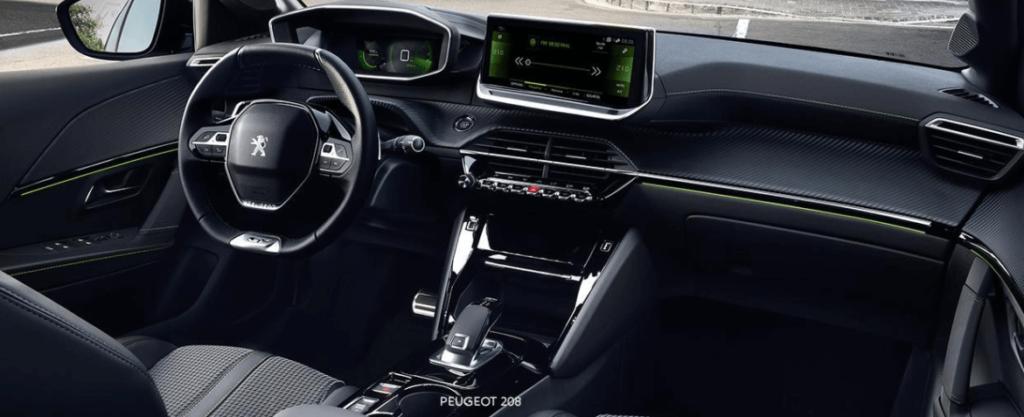 Peugeot 208, caratteristiche e prezzi