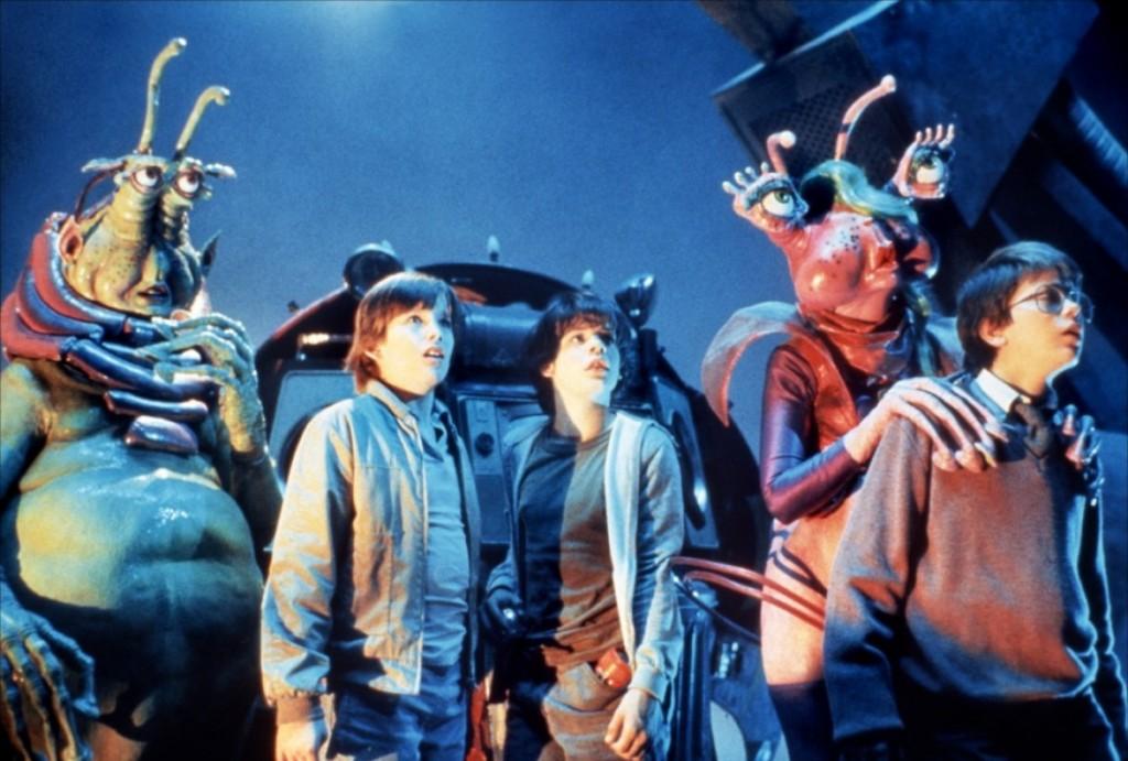 Explorers film anni 80 fantascienza