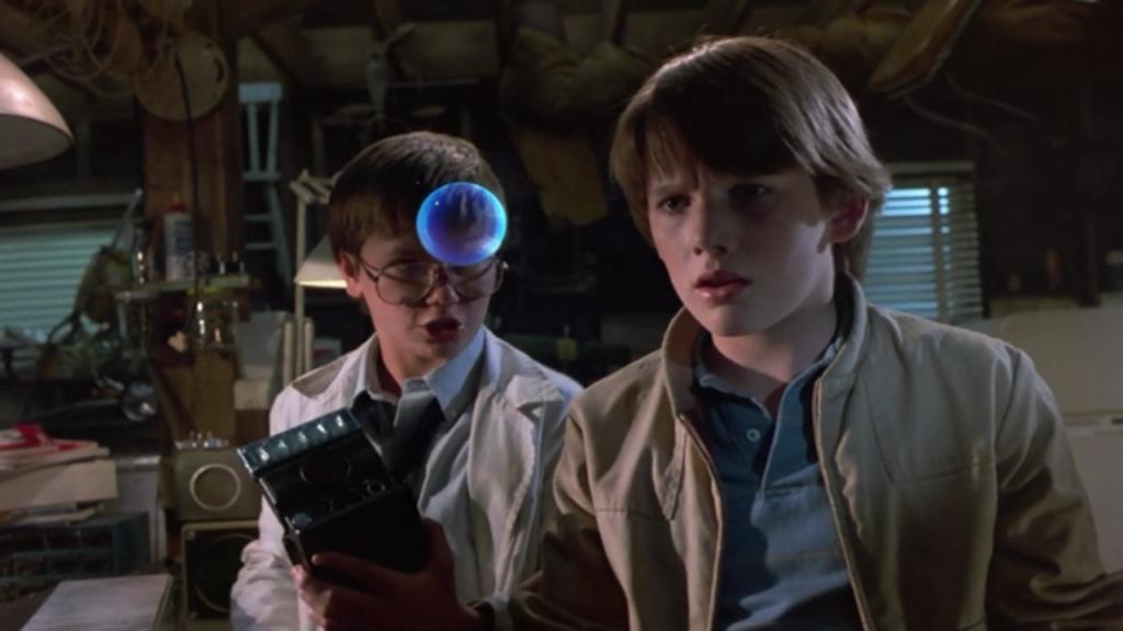 Explorers film anni 80 fantascienza sfera di energia