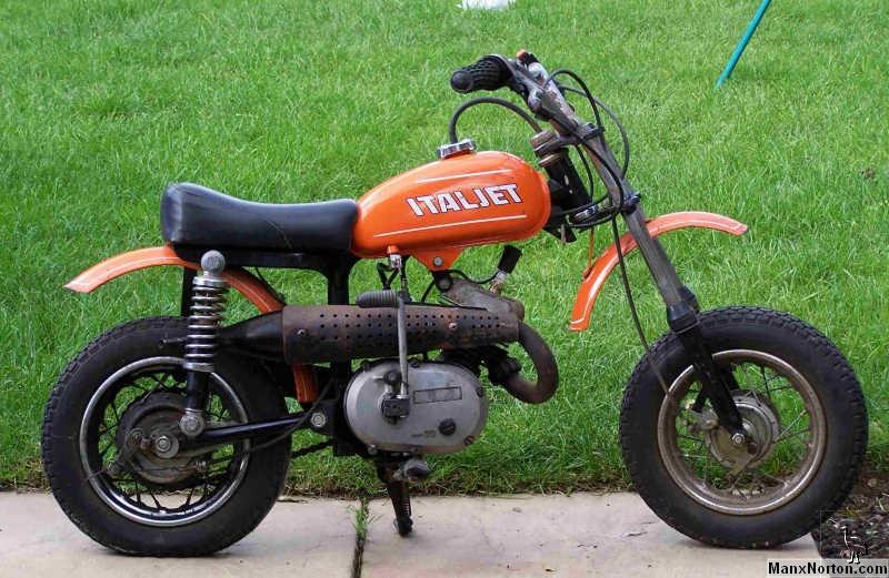 Italjet Mini Mini Bambino 50