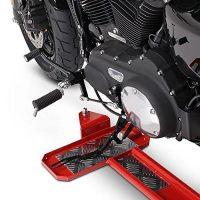 Pedana Sposta Moto ConStands M2 rosso