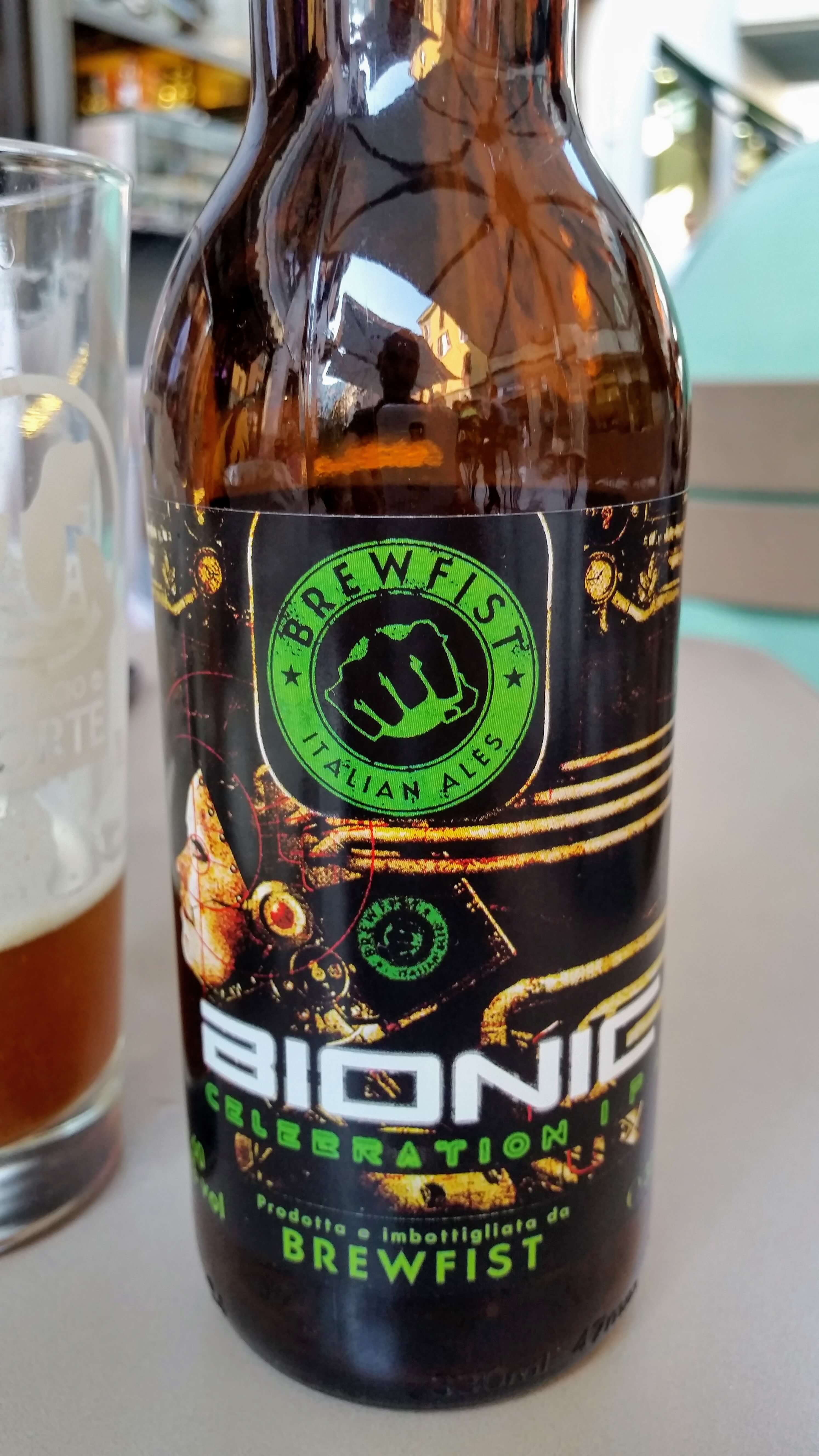 Brewfist Bionic India Pale Ale