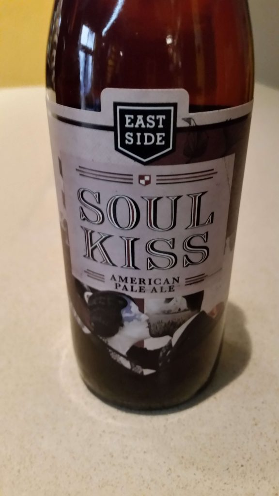 East Side Soul Kiss American Pale Ale