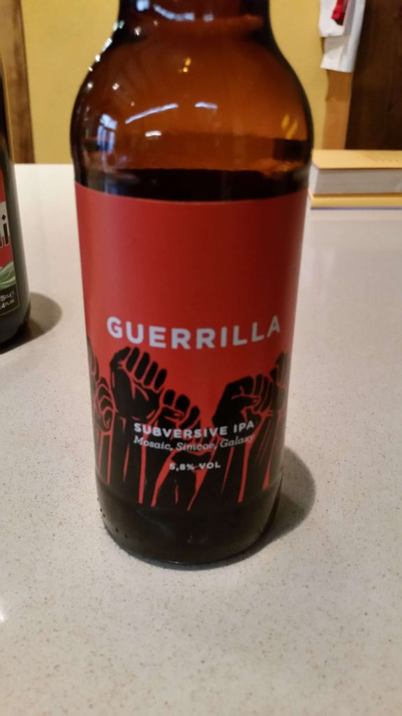 Guerrilla Subversive IPA