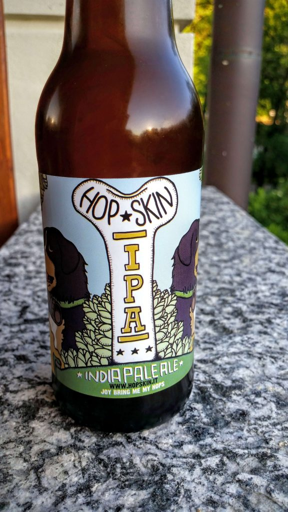 Hop Skin IPA India Pale Ale
