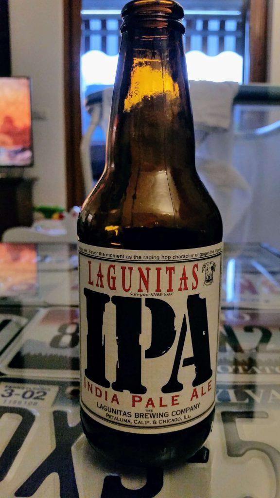 IPA Lagunitas Brewing Company