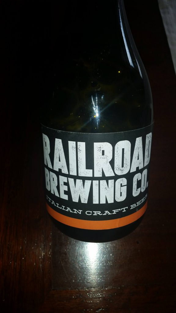 Railroad Brewing Gajarda