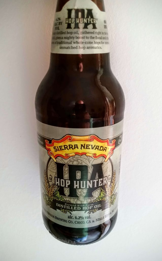 Sierra Nevada IPA Hop Hunter