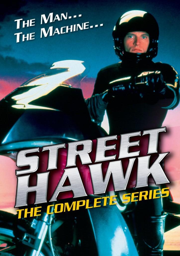 Street Hawk Il Falco Della Strada