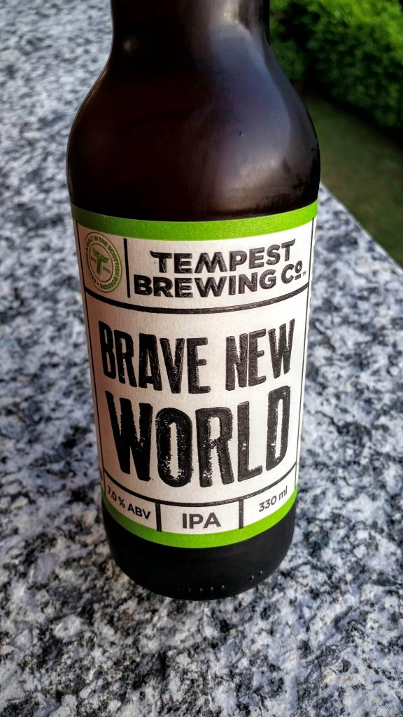 Tempest Brewing Brave New World